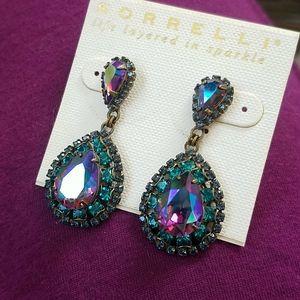 Purple Turquoise Sorrelli Earrings NWT